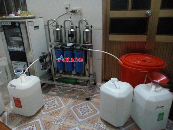 , Cách Lựa Chọn Mua Máy Lọc Rượu Ở Hai Dương,Hải Phòng,Hưng Yên,Thái Bình, Akado Group